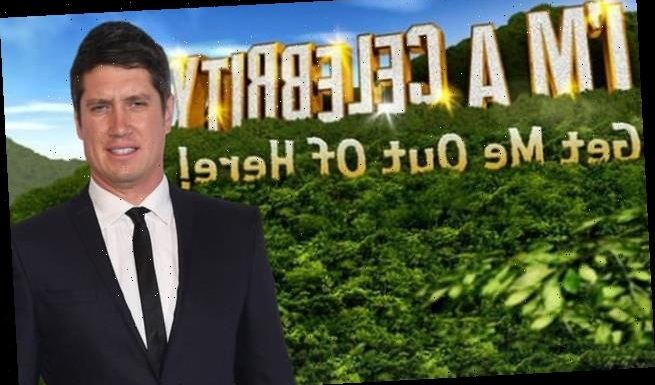 Vernon Kay 'signs up for I'm A Celebrity in £250K deal'