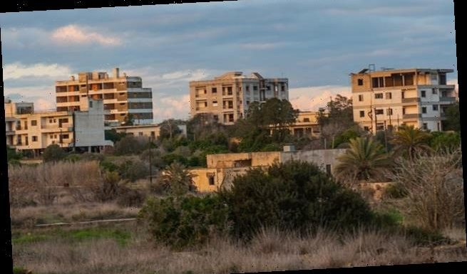 An abandoned celebrity resort in Cyprus may soon be open once again