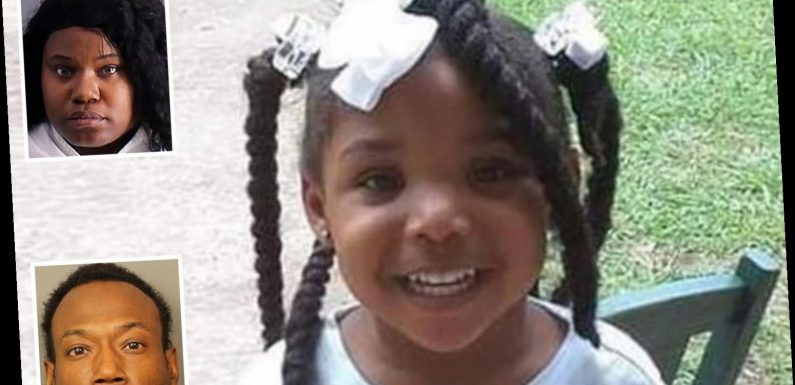 Kamille 'Cupcake' McKinney murder – Man and girlfriend charged over drug death of three-year-old snatched from party