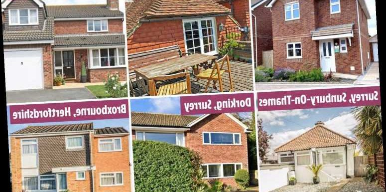 Towns where homebuyers could make biggest savings from Rishi Sunak's stamp duty cut revealed