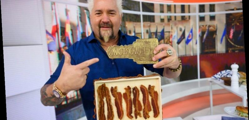 Guy Fieri Finally Speaks Up About the Petition to Rename Columbus, Ohio 'Flavortown'