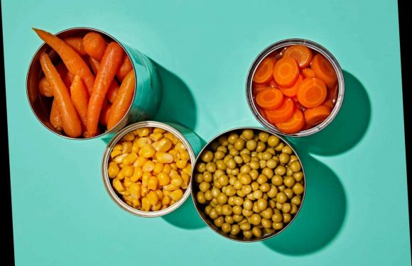 Why tinned or frozen fruit and veg might be better for you than buying fresh
