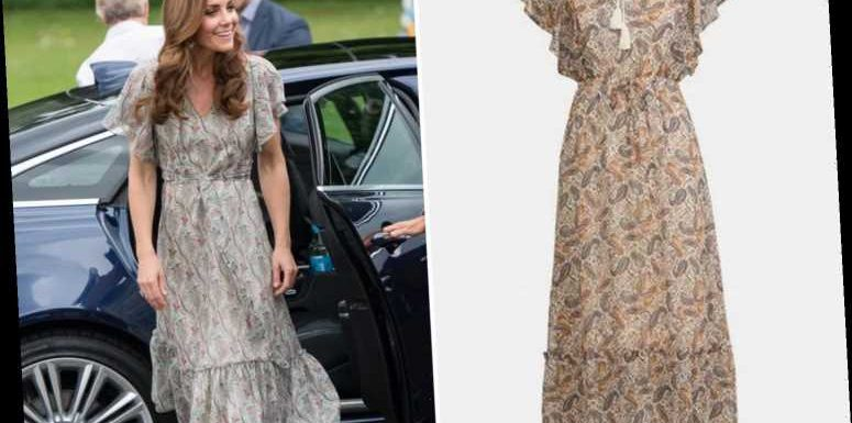 Lidl is selling a £9.99 summer tea dress which is identical to Kate Middleton's £449 frock
