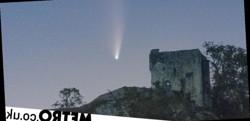 How to watch the NEOWISE comet as it makes its closest approach to Earth