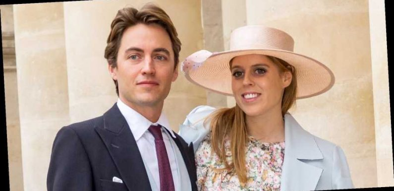 Blushing Bride! Princess Beatrice Shares 1st Photos From Secret Wedding
