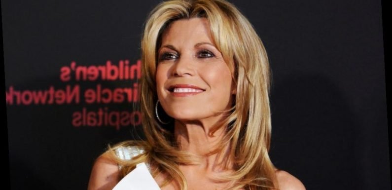 Vanna White of 'Wheel of Fortune' Has a Charitable Line of Yarn
