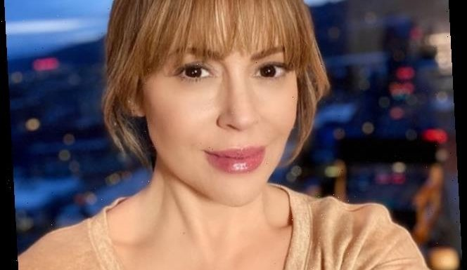 Alyssa Milano: I Never Wore Blackface! Stop Lying About Me!