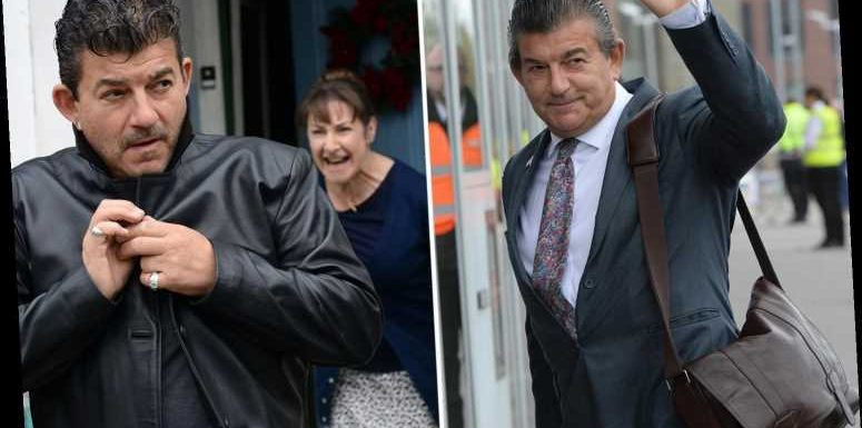 Ex EastEnders star John Altman admits he can't find love as women think he's Nasty Nick