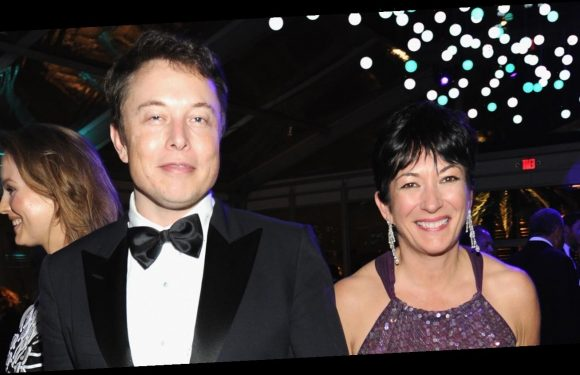 Elon Musk Explains That Photo with Jeffrey Epstein's Alleged Accomplice Ghislaine Maxwell