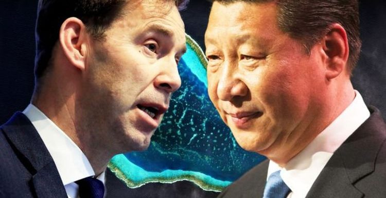 South China Sea: THIS is the line in the sand – MP highlights key strategic island