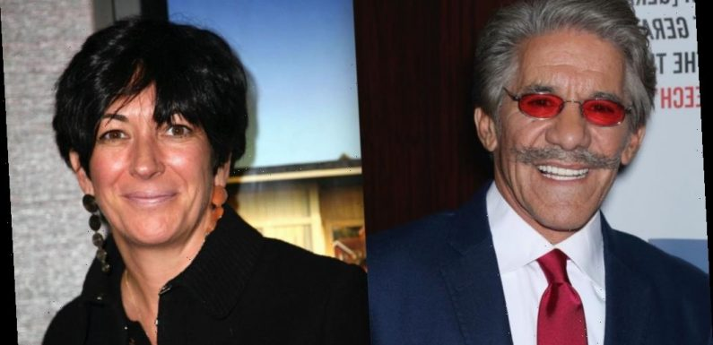 "Geraldo Rivera Calls Donald Trump ""Brave"" For Ghislaine Maxwell Well Wishes, Says Alleged Procurer's Detention Is ""Woke Politics"""