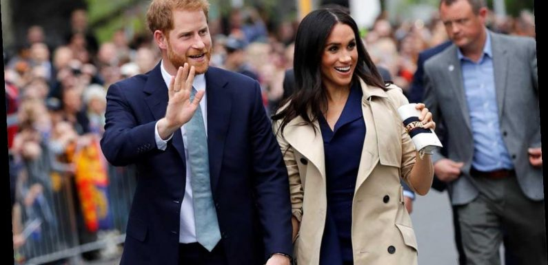 The royals who don't use their real names, including Meghan Markle