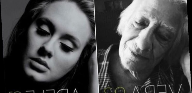 Nursing Home Recreates Iconic Album Covers with Its Residents and Staff During Pandemic