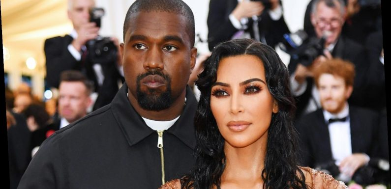 Kim Kardashian Reacts to Kanye West's Plan to Run for President in 2020