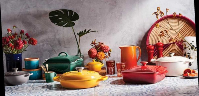Le Creuset Cookware Is Up to 55 Percent Off at Sur La Table Right Now