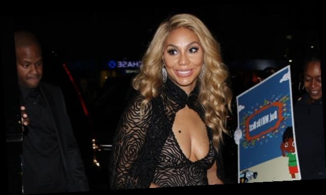 Tamar Braxton's BF Weeps In 911 Call & Claims She Was 'Very Angry' At Network Before Hospitalization