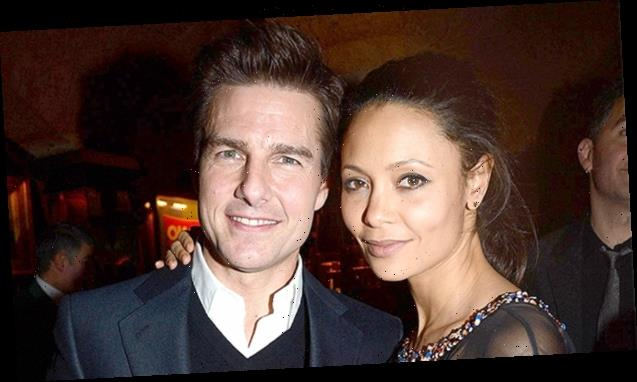 Thandie Newton Admits She Was 'Scared' Of Tom Cruise On 'Mission: Impossible 2' Set
