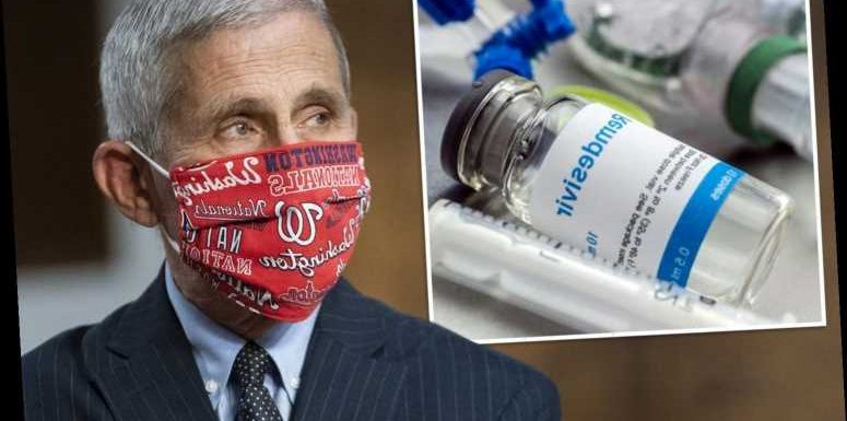 Fauci demands Trump offer coronavirus drug remdesivir with world after US bought up bulk of global supply – The Sun