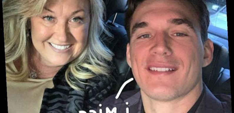 Tyler Cameron Says 'Life's Been Dark' & 'Tough' Since His Mother Passed Awa
