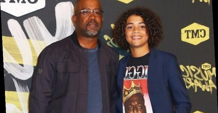 Darius Rucker Coaching Son in Dealing With Police Traffic Stops