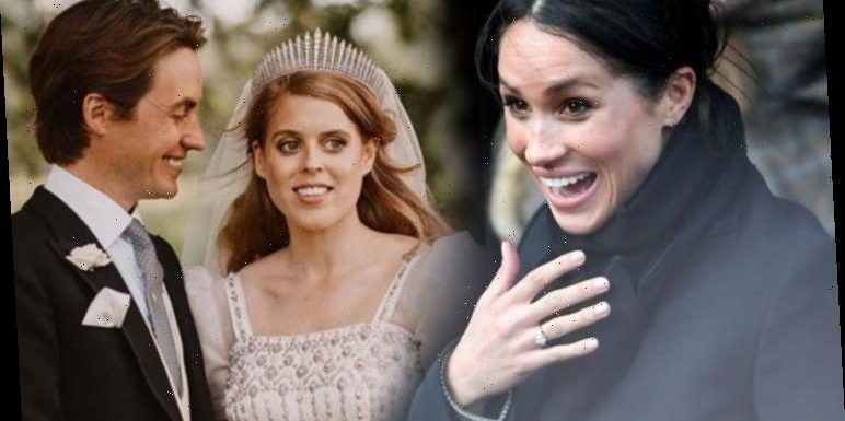 Princess Beatrice engagement and wedding ring valued – worth more than Meghan and Kate's?