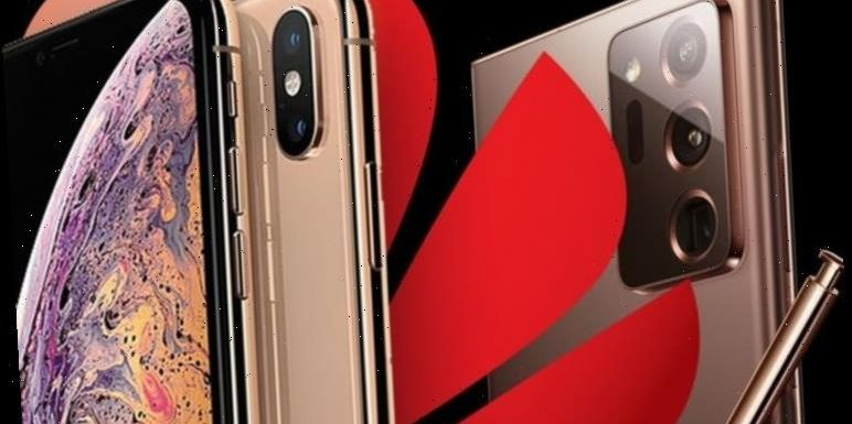 Samsung offers iPhone and Huawei P30 Pro owners a big incentive to buy the Note 20