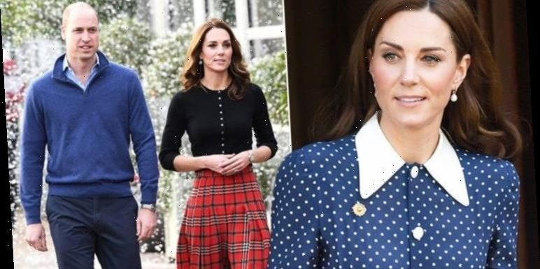 Kate Middleton body language shows signs of 'dramatic sadness' in the Royal Family