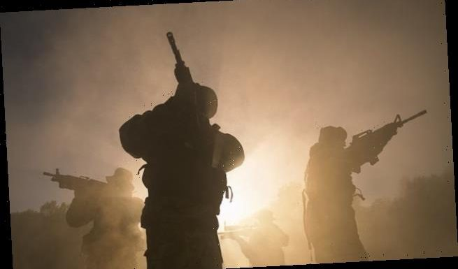'Rogue SAS Afghanistan execution squad' performed night-time killings