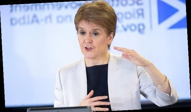 Sturgeon could ban Scots PUB CRAWLS after Aberdeen Covid surge