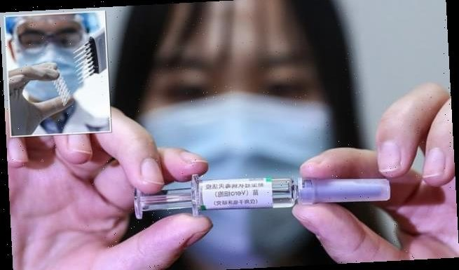 Chinese Covid-19 vaccine may be on the market by December for £100