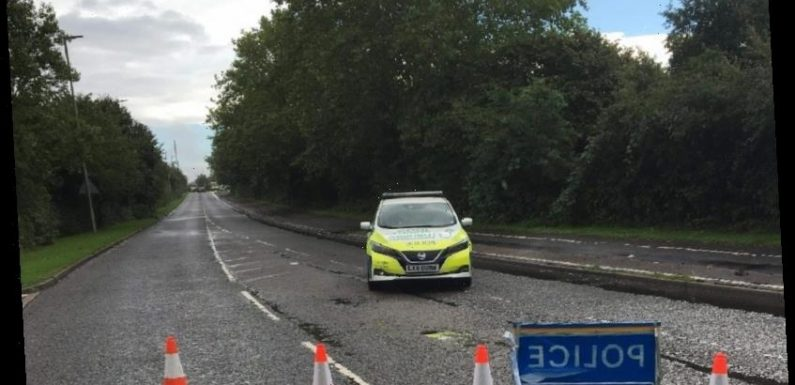 Teenager, 15, who suffered serious injuries in horror collision dies in hospital