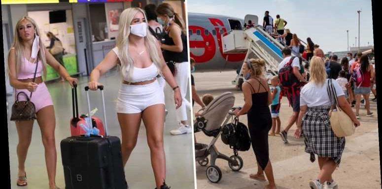 Jet2 holidaymaker Brits fly back to UK after flights stopped – but dozens still heading out to Ibiza