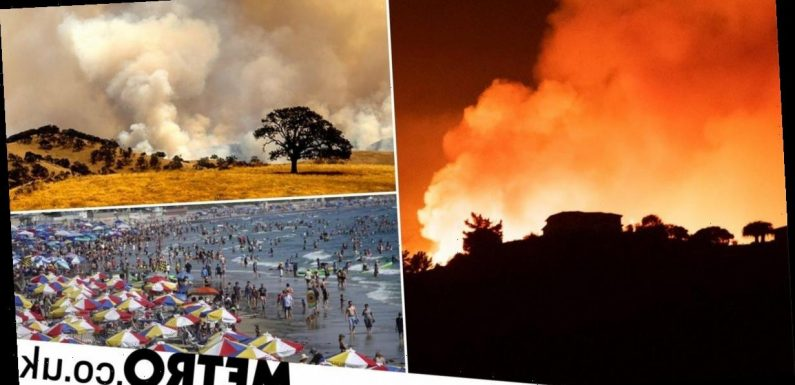Hottest temperature ever recorded on Earth may have just been hit in California