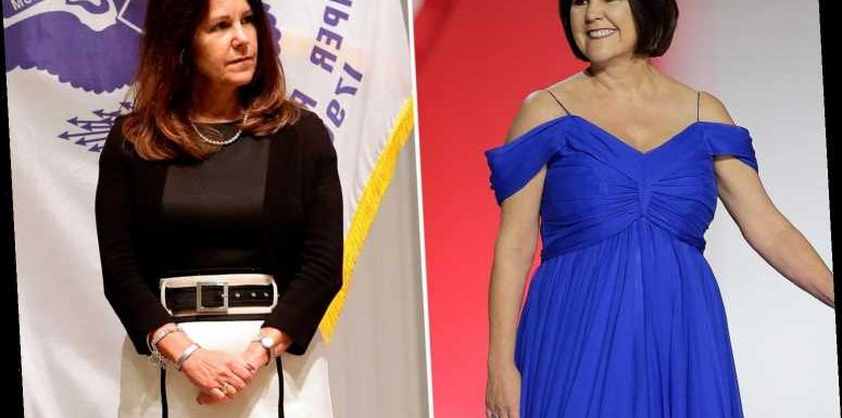 Did Mike Pence's wife Karen lose weight?