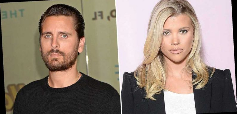 Sofia Richie Parties on a Jet After Scott Disick Split: '22 Feels Good'