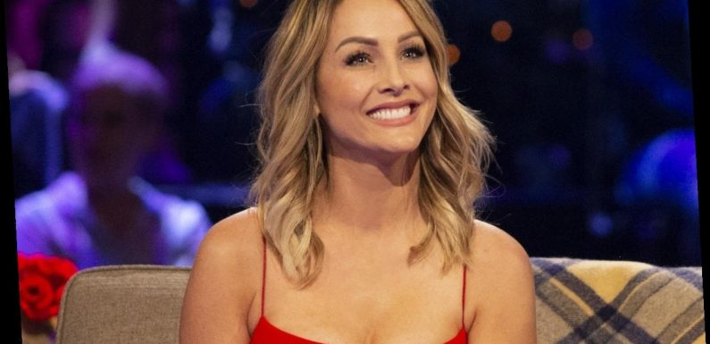 Clare's 'Bachelorette' Poster References 'The Graduate' & It Could Be A Clue