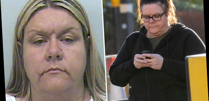 Evil nursery paedo Vanessa George living in secret after changing name like hundreds of other convicted sex beasts