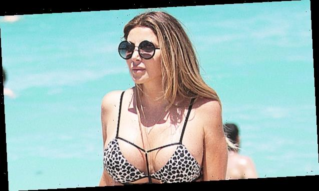 7 Celebs By The Pool In Their Bikinis: Kylie Jenner, Larsa Pippen & More