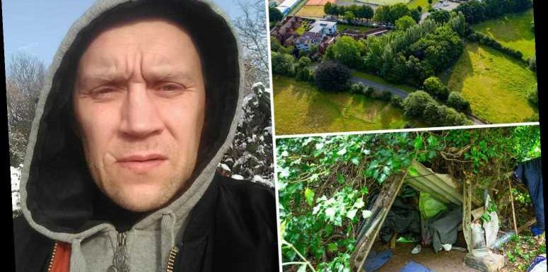 Man, 35, feared to have been murdered found living in Cambridgeshire woodland five years after vanishing