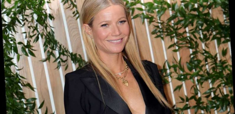 Gwyneth Paltrow and Apple Martin Twin in Matching Mother-Daughter Workout Looks