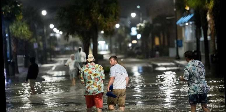 Isaias Makes Landfall on East Coast, Bringing Threat of Tornadoes and Flooding as it Heads North