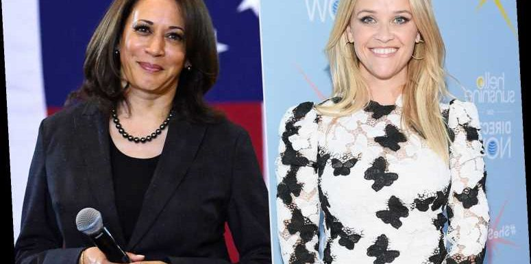 Reese Witherspoon Shares Childhood Dream of Becoming First Female President as She Supports Kamala Harris