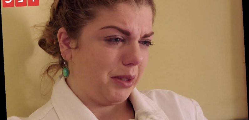 90 Day Fiancé: The Other Way's Ariela Cries as She Delivers Baby Early by C-Section: 'I'm Not Ready'