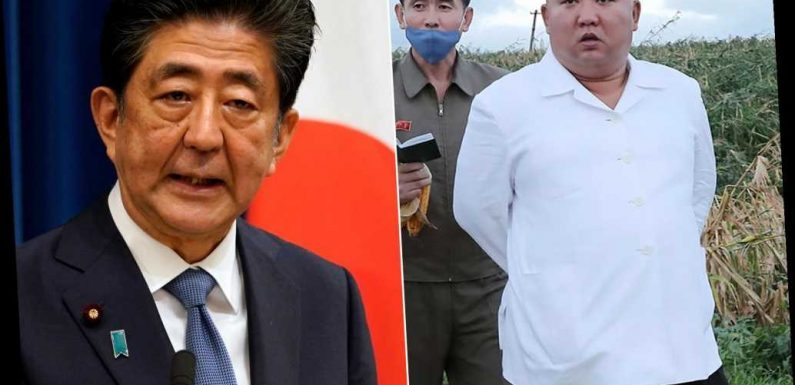 Kim Jong Un said to be closely watching for who will replace Shinzo Abe