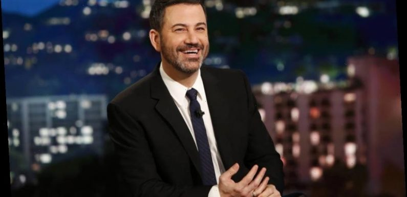 Jimmy Kimmel Live! Sets Return To El Capitan Entertainment Centre