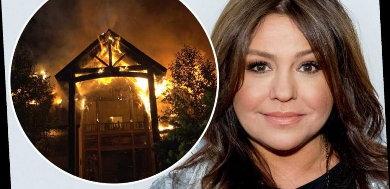 Rachael Ray speaks out after Lake Luzerne house burns in fire