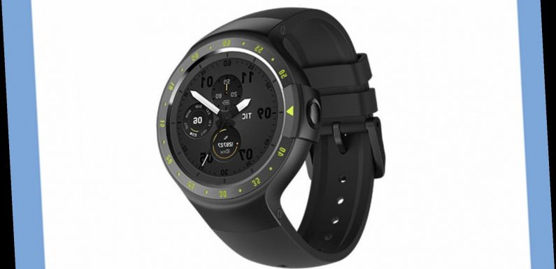 Reach your fitness goals with this Google-integrated smartwatch
