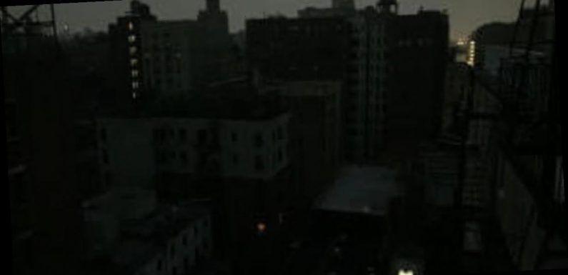 Power outage hits parts of Manhattan