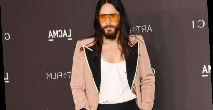 Jared Leto Confirms He Will Play Andy Warhol in Biopic
