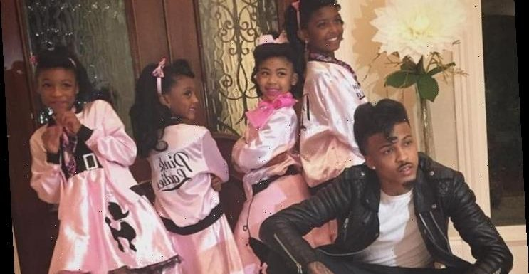 August Alsina Determined to Be Good Example as He Takes Guardianship of Orphaned Nieces